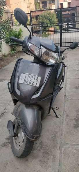 Honda Activa 2012 model