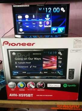Pioneer layar 7 inch