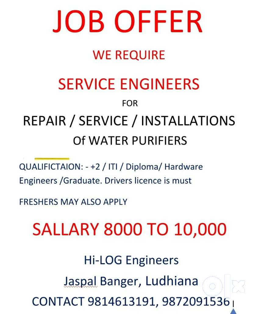 Service Engineers 0