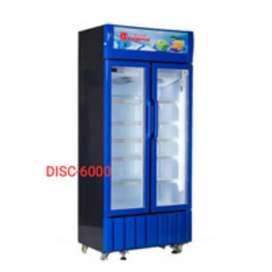 Oo menampung barang rusak mesin cuci kulkas  showcase freezer