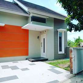Rumah baru minimalis, dekat pasar ngipik bantul, yogyakarta