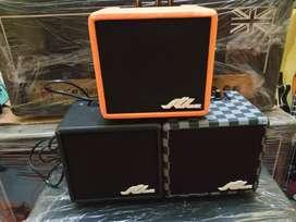 Amplifier 4in ampli baru