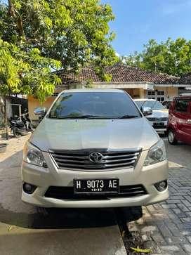 Innova G Diesel Matic 2012 Istimewa