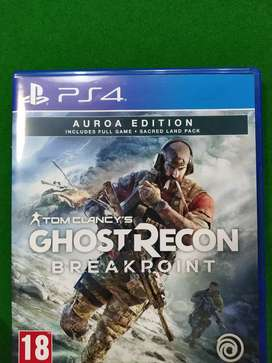 Tom Clancy's Ghost Recon Future Soldier breakpoint PS4