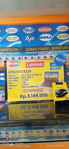 Nb Lenovo X220_