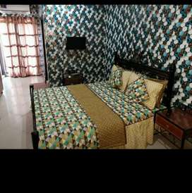 full furnished flats and rooms availbe in Murree Mall road