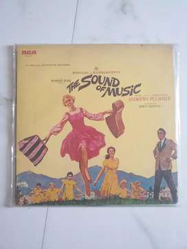 Sound of music - vinyl record