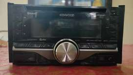 Kenwood stereo (Double Din).