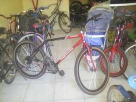 sepeda mtb bekas