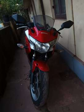Cbr 250 Abs  Genuine Buyers only