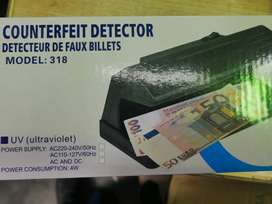 Fake currency note detector
