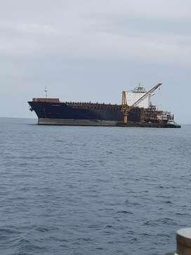 Jual kapal container bekas tahun 2008
