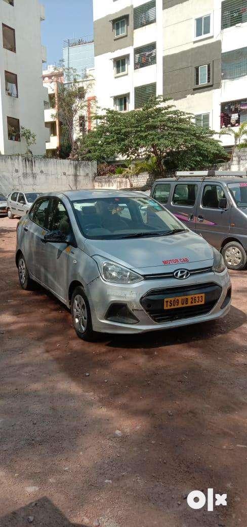 Hyundai Xcent 1.2 CRDi E, 2017, Diesel