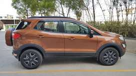2019 Ford Ecosport diesel almost new