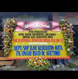 Karangan Bunga Papan Ucapan Termurah di Surabaya