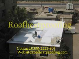 Roof Heat and Water Proofing Roofscool and Leakage