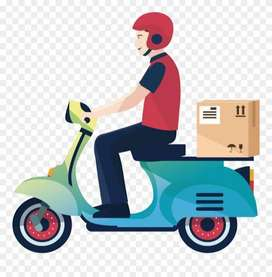 Hiring Delivery boys ***NO CHARGES**