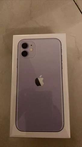 Iphone 11 NEW 128GB Purple Japan Version