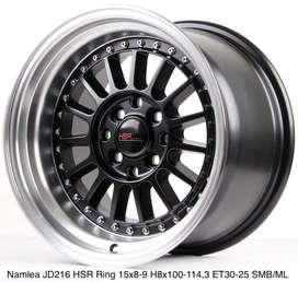 NAMLEA JD216 HSR R15X8 H8X100-114,3 ET30 SMBML