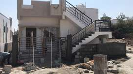 Brand new construction;; corner house; wid 24*7 security nd water