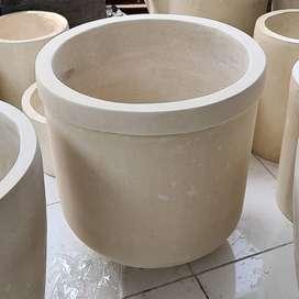 Pot Mewah Terrazzo D50