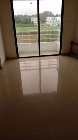 2 bhk semi furnished flat alkapuri area Prime location best locality