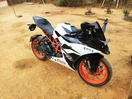 KTM RC 200 ABS || Well maintained