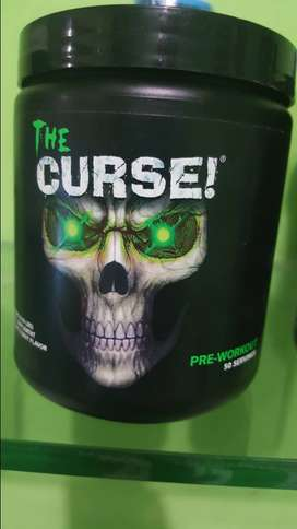 Preworkout The CURSE 50 servings