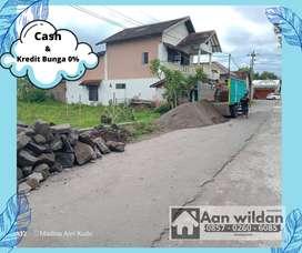 Kavling siapbangun dekat Jalan Raya Solo - Baki I Cash dan Kredit