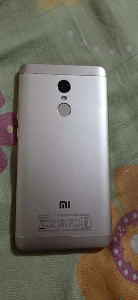 My note 4 mobile in good conditon