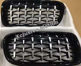 New diamond grill available for bmw 3/5 series f30, f10 and g30