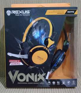 REXUS HEADSET GAMING VONIX RX 995