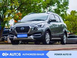 [OLX Autos] Datsun Cross 2019 1.2 Bensin A/T Abu-Abu #Power Auto ID