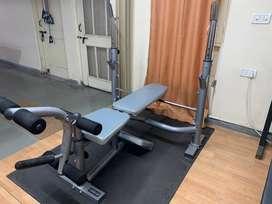Cosco Multifunctional gym bench