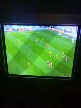 Tv shap 29 in  datar slim normal