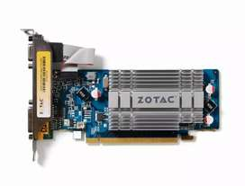 Zotac Nvidia GT 210 1gb Synergy edition Graphics Card..