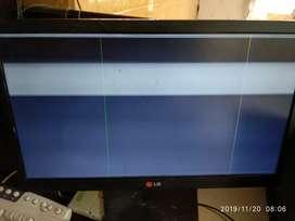 Monitor LED LG 20EN33 eror