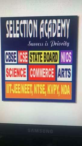 Need Qualified teacher