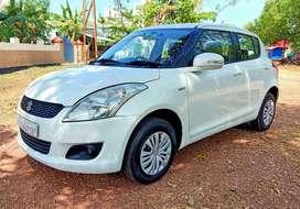 Maruti Suzuki Swift VXI, 2014, Petrol