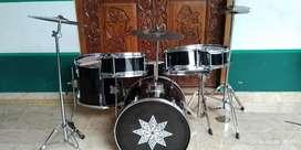 drum anak chroom bagus!!!