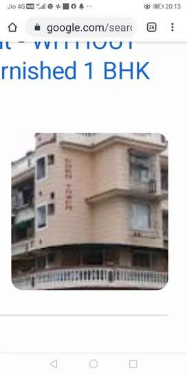 Available for sale 2bhk opposite Yash Paradise Complex