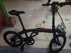 Sepeda lipat Pasific Transformer