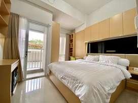 Apartmen Studio Taman Melati Full Furnished Siap Huni