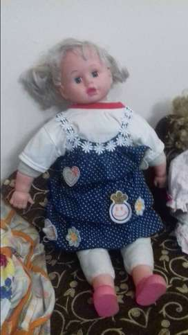 Doll with sound