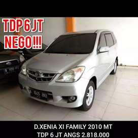 Daihatsu xenia xi family manual 2010
