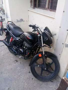 I am selling my bike Aone  condition