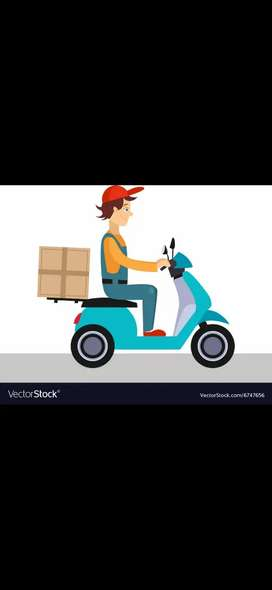 Need delivery executive for delivery company