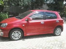 Dijual Toyota Etios G 2015/2016