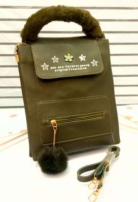 """""""New Forever Young Crossbody Bag   High Quality"""""""