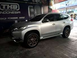 modifikasi Pajero use Bangil r20×9,5 h6×139,7